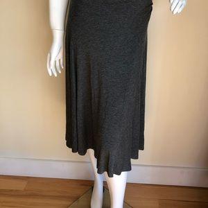 Ralph Lauren Black Label Dresses - Ralph Lauren Black Label midi turtleneck dress
